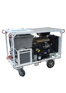 Hydraulikaggregate Diesel